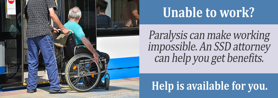 How Disabling is Paralysis?