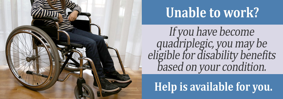 How Disabling is quadriplegia