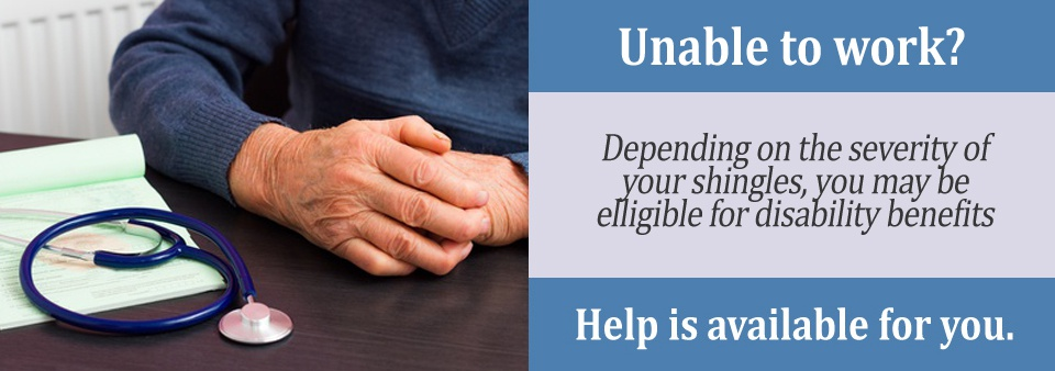 Applying for Social Security Disability with Shingles
