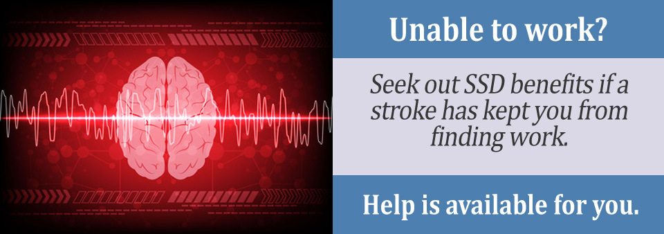 Social Security Benefits for Stroke