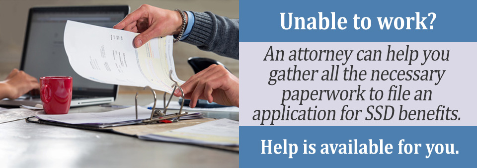Can an Attorney Help Me with My Application Paperwork?