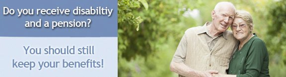 Will Social Security Disability Benefits Lower My Pension