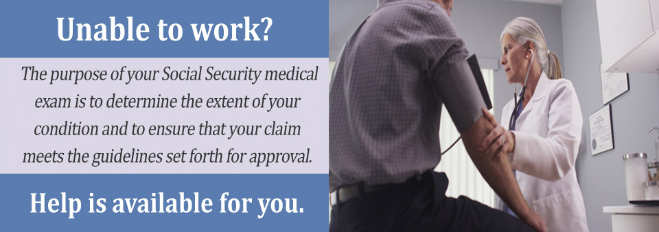 What To Expect During Your Social Security Disability Medical Exam