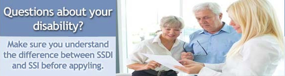SSDI and SSI differ how you can qualify for each type of Social Security disability benefits.