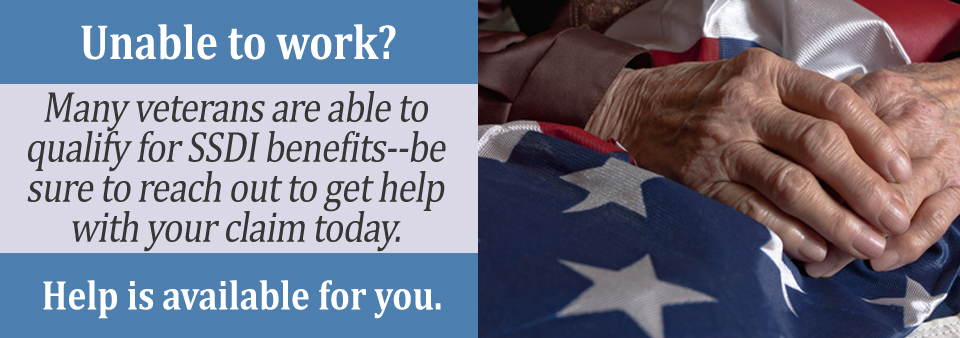 How can veterans qualify for Social Security benefits?