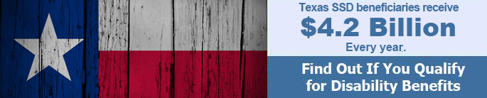 Texas Social Security disability benefits resources.