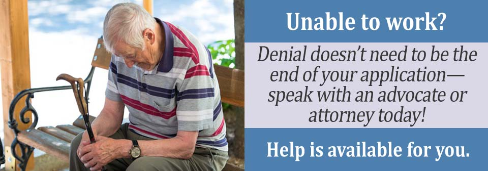 Top 5 Things to Do After a Disability Denial